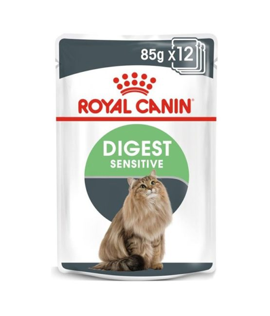 Royal Canin Digest Sensitive Gravy Feline pouch